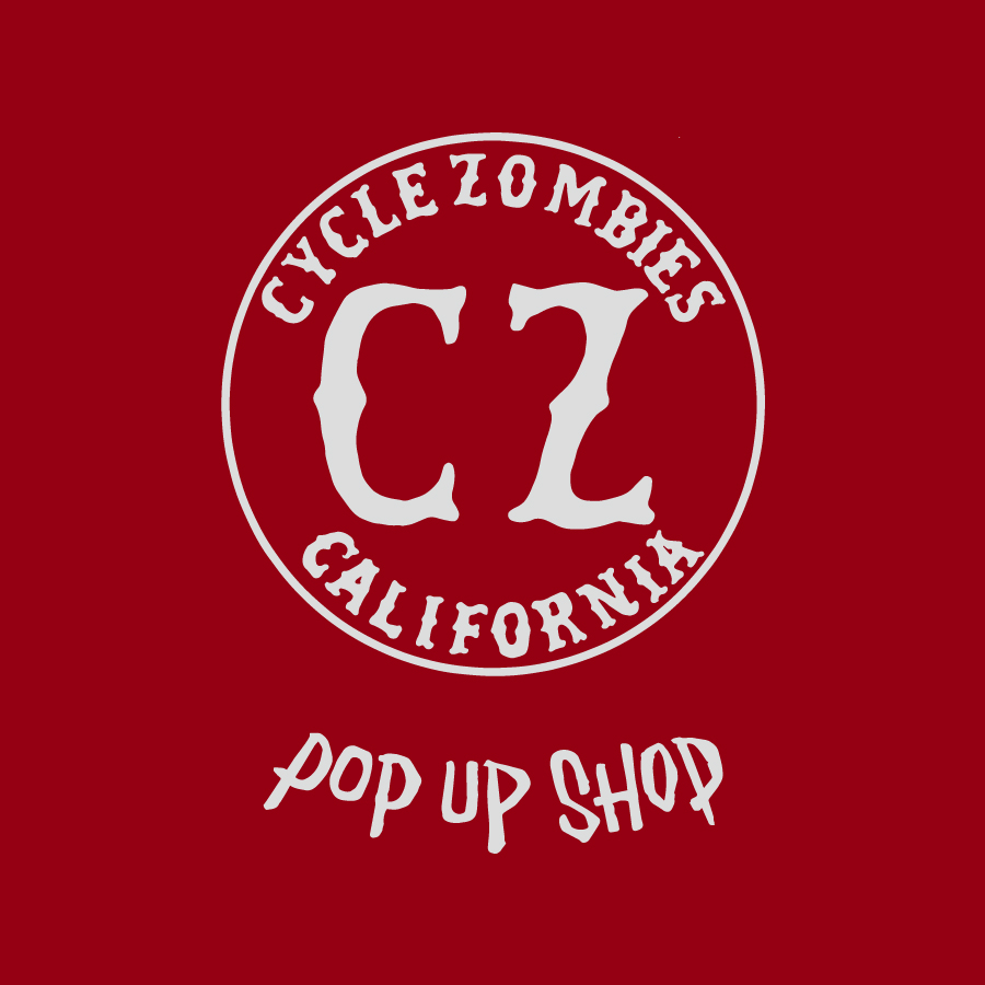 CYCLE ZOMBIES POP UP SHOP