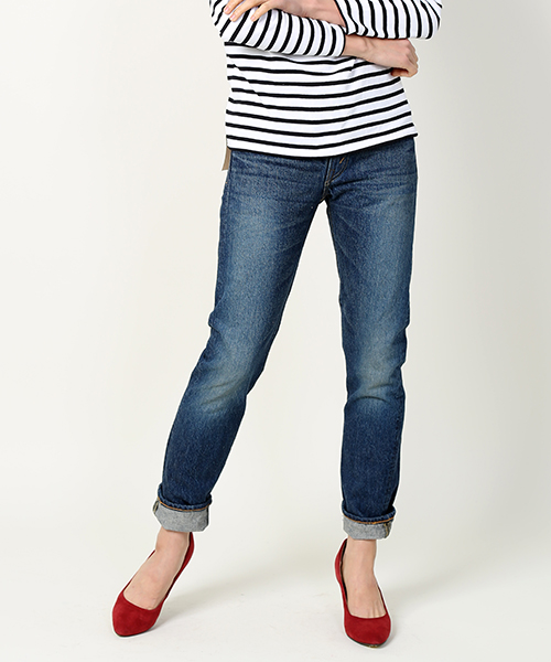 or slow IVY FIT DENIM 107
