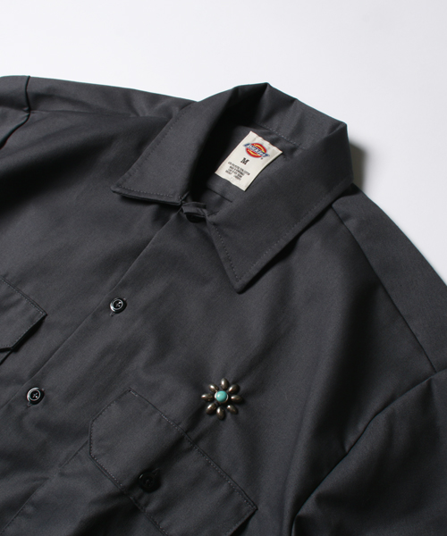 HTC × DICKIES × FREAK'S STORE FLOWER TQ SHIRTS