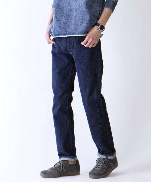 orslow IVY FIT DENIM 107 one washed