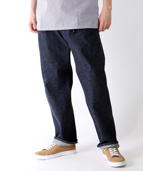 orslow Dads denim Pants