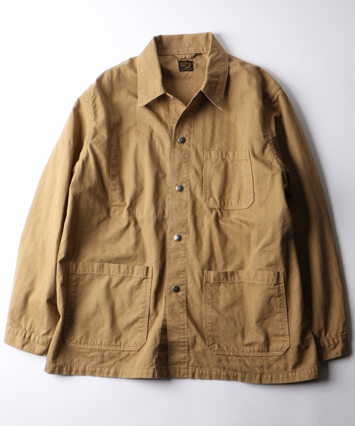 orSlow 別注UTILITY COVERALL