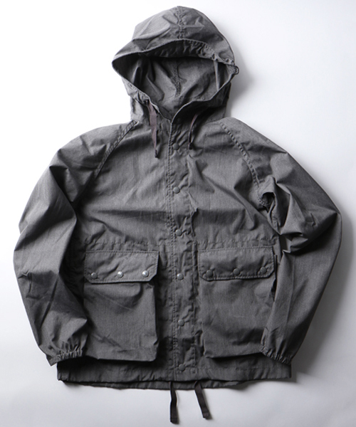Engineered Garments LT Parka PC/Poplin