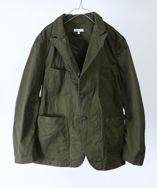 Engineered Garments Bedford Jacket - 7OZ COTTON TWILL -