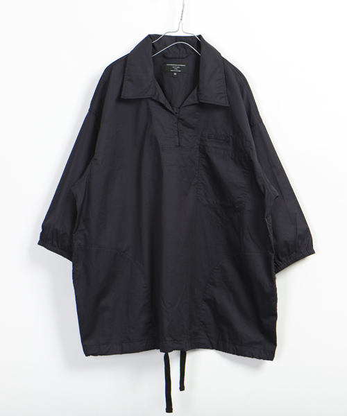 Engineered Garments for FREAK'S STORE Military Skipper Pullover Shirt