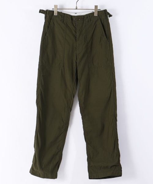Engineered Garments Fatigue Pant -ReversedSateen-