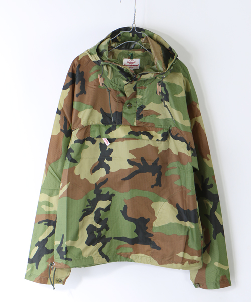 Battenwear 別注 Packable Anorak