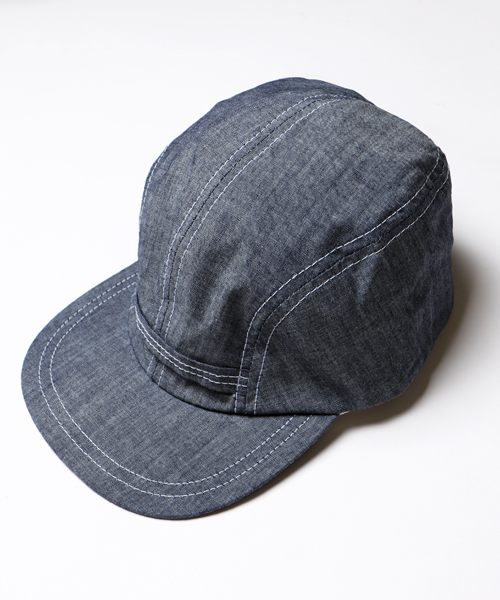 Engineered Garments Field Cap Chambray
