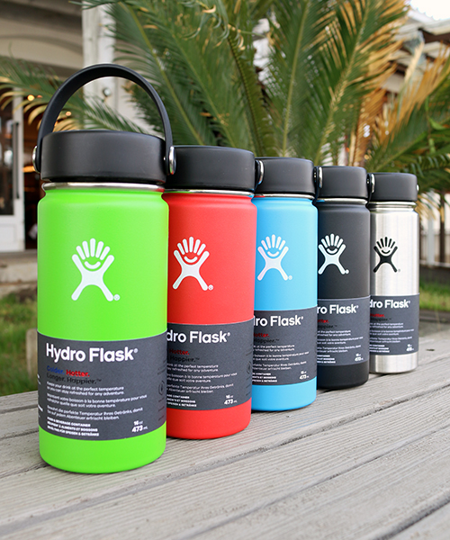 Hydro Flask HYDRATION 16oz Wide Mouth