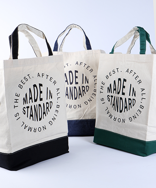 made in standard 2Way Tote