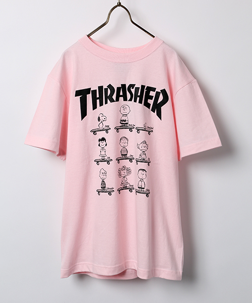 THRASHER SNOOPY TEE