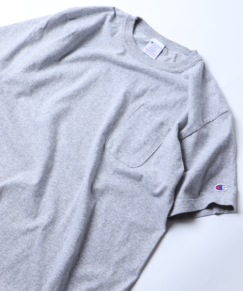 Champion 【MADE IN USA】T1011 ポケットTEE