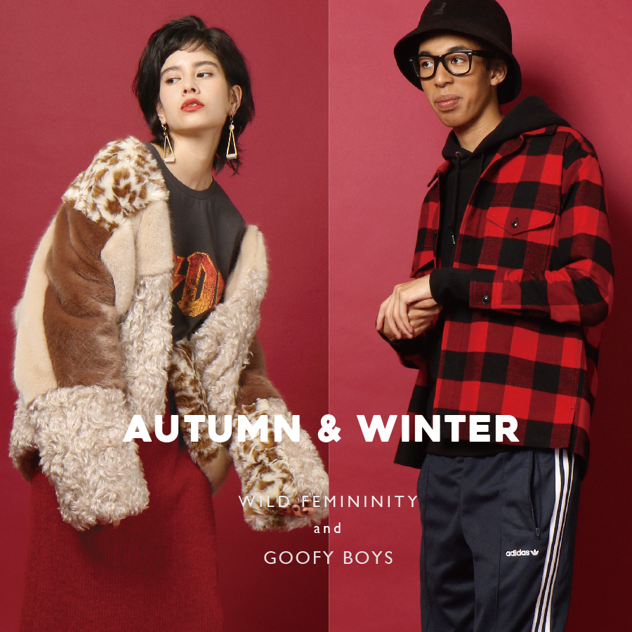 AUTUMN & WINTER LOOK