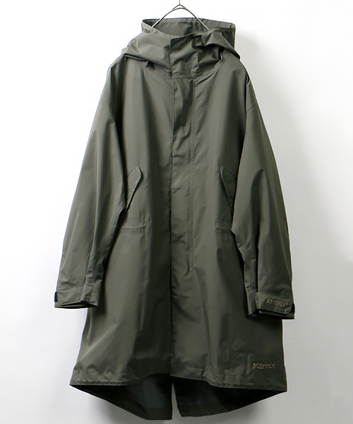 Marmot × KAPTAIN SUNSHINE 別注Field Coat GoreTex