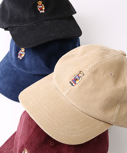 FREAK'S STORE BB CAP コーデュロイ